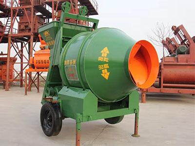JZM350混凝土搅拌机