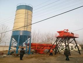 陕西榆林25站防护林工地现场
