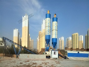 湖北武汉WBZ600吨水稳站市政路桥专项目