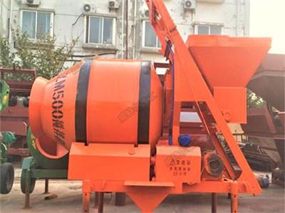 JZM500混凝土搅拌机