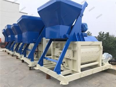 混凝土搅拌机350-4000型