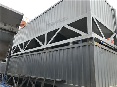 80吨卧式水泥仓
