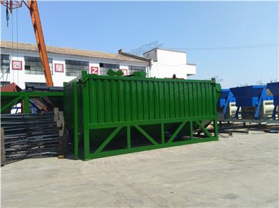 50吨卧式水泥仓